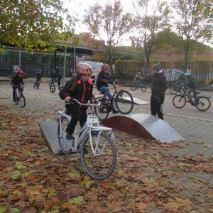 4B Meester op de fiets
