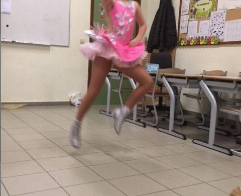 2018-04-24 Danswedstrijd leerlingenraad