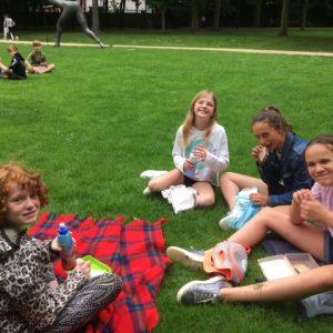 Picknick leerlingenraad