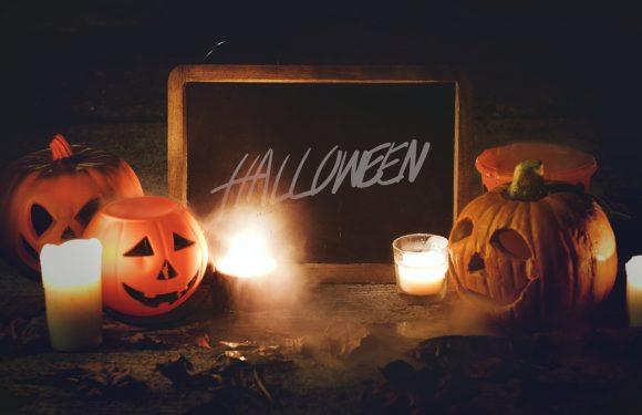 Halloween in het zesde leerjaar