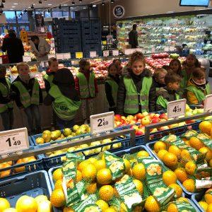 1A ontdekt verschillende soorten fruit