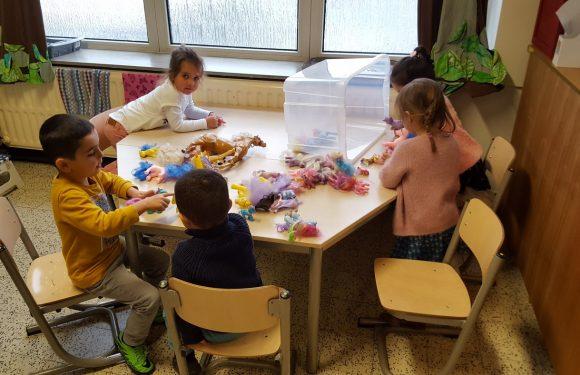 Een extra klas in onze centrumschool
