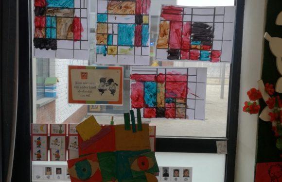 Kunstweken in klas E2