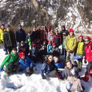 Onze sneeuwklassers aan het woord