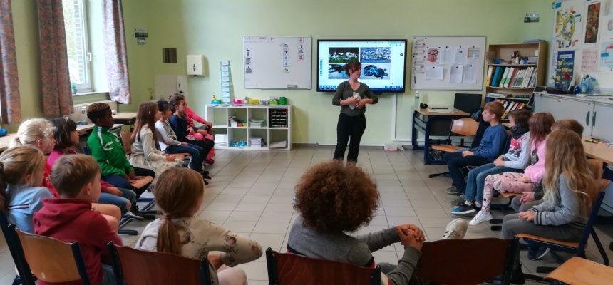 Workshop 'Afval beheren op school'