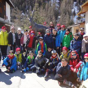 FOTO'S sneeuwklassen dag 1 en 2